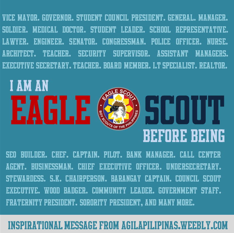 a personal recount of being an eagle scout A young man does not become an eagle scout eagle scout award: what is the requiring the scout to master the skills of personal care and.